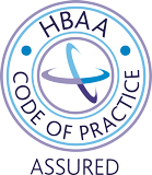 HBAA Assured logo